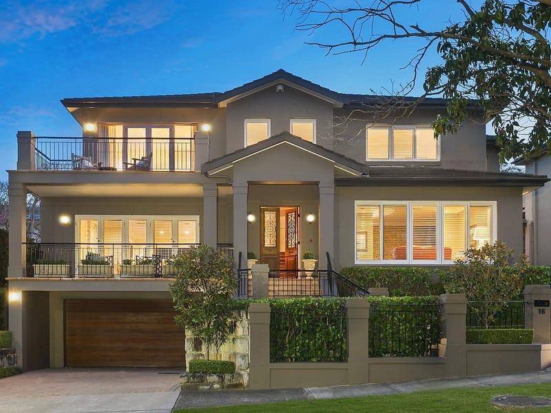 16 Miowera Road, Northbridge, NSW 2063