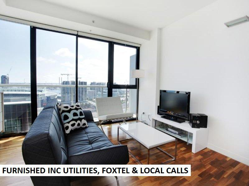1802/280 Spencer Street, Melbourne