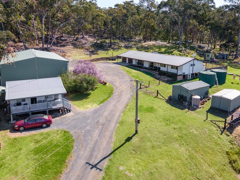 361 Bull Ridge Road, East Kurrajong, NSW 2758