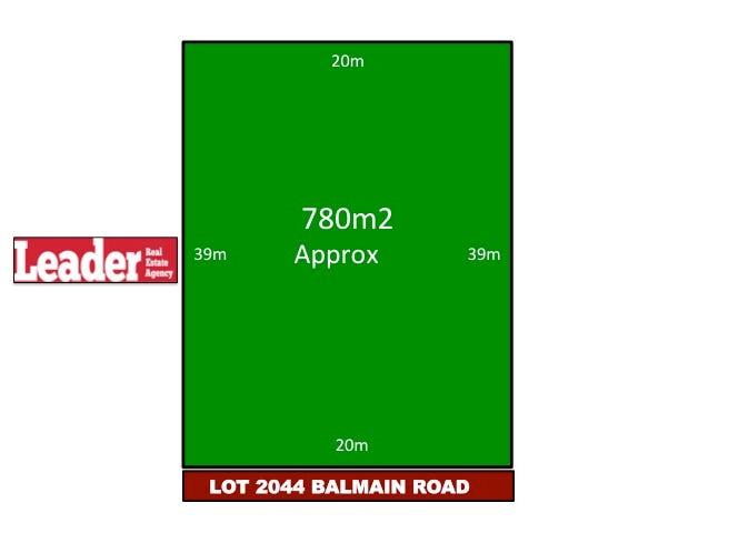 Lot 2044, Balmain Road, Mickleham, Vic 3064