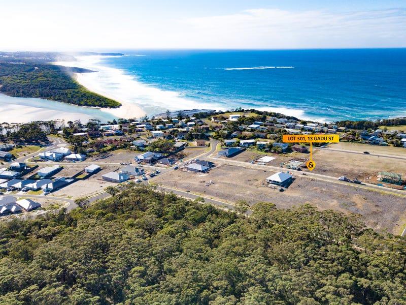 Lot 501, 13 Gadu Street, Dolphin Point, NSW 2539