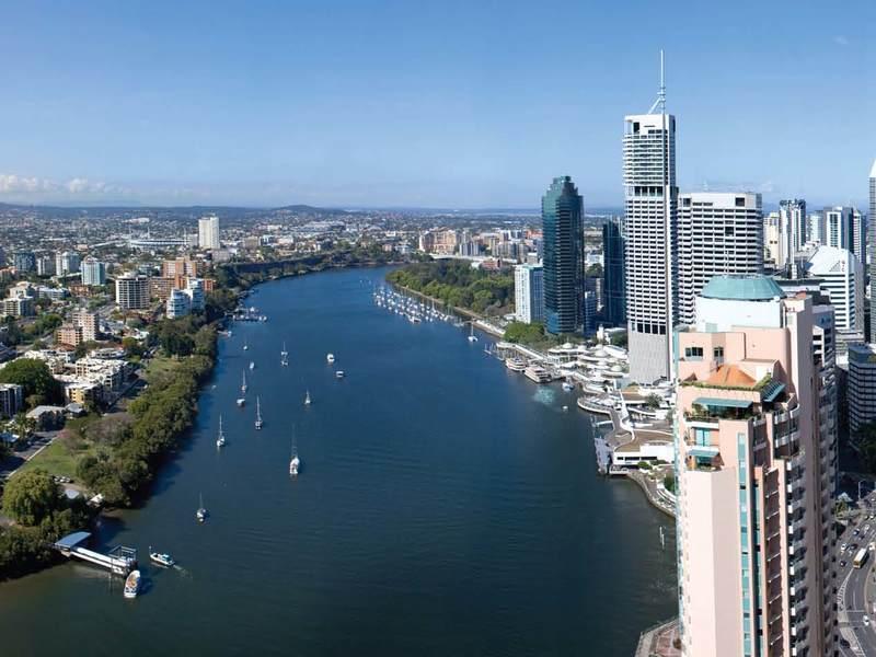 3006/501A Adelaide Street, Brisbane City
