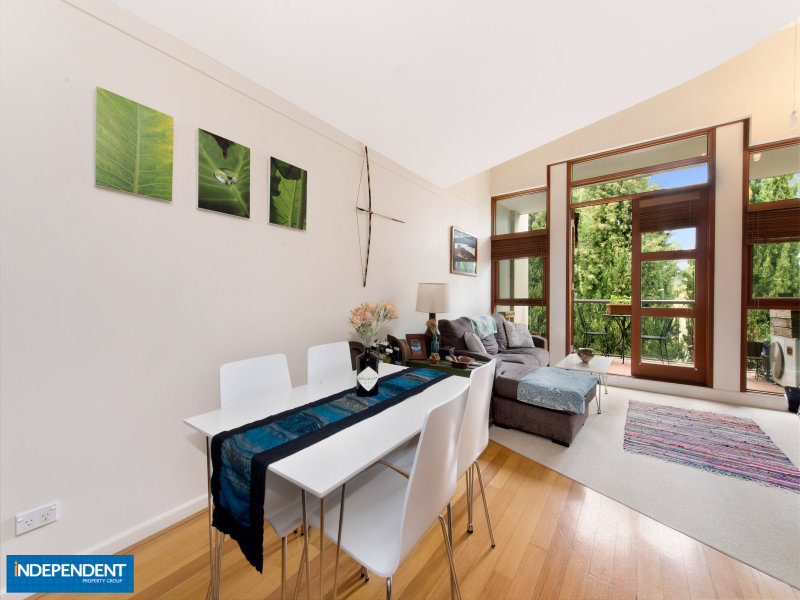 53/18 Captain Cook Crescent, Griffith, ACT 2603