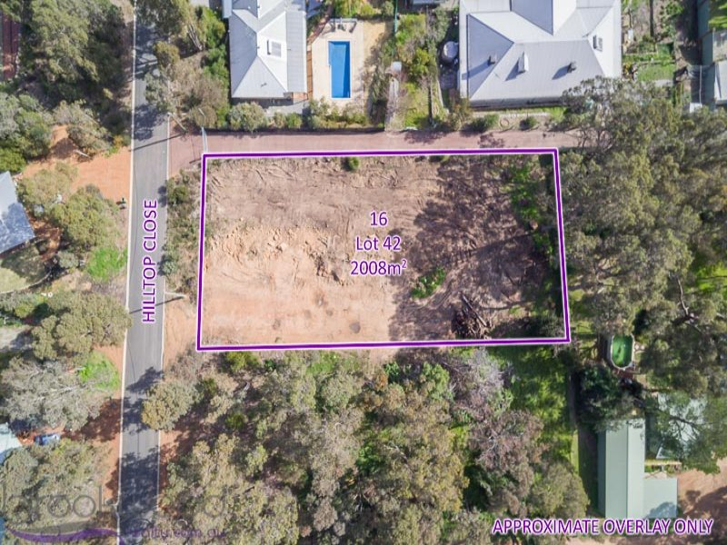 16 Hilltop Close, Mahogany Creek, WA 6072