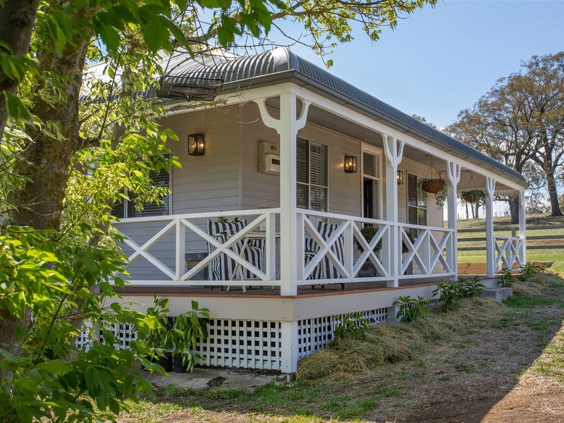 """. """"Ambervale"""", Cressfield Rd, Scone, NSW 2337"""
