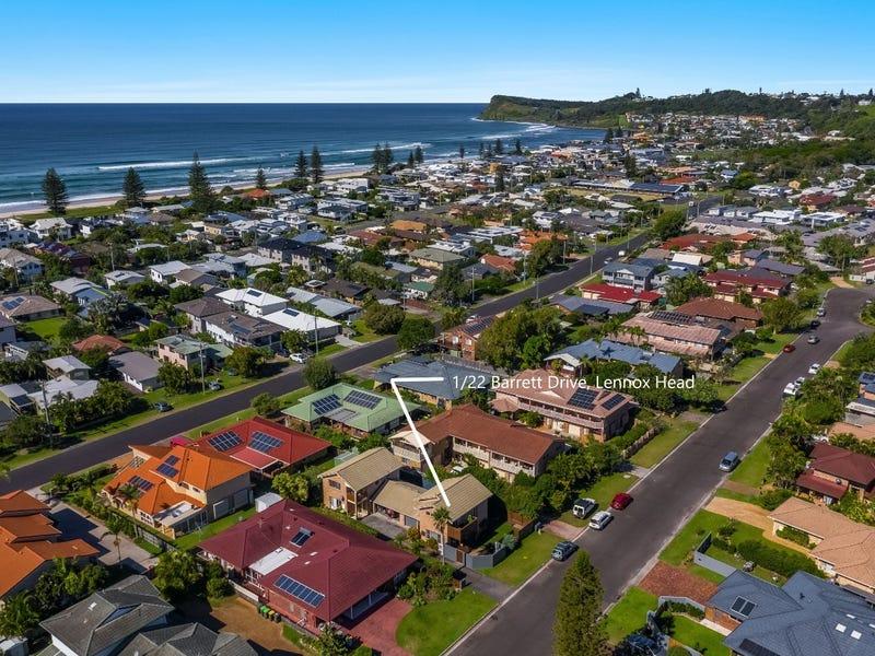 1/22 Barrett Drive, Lennox Head, NSW 2478