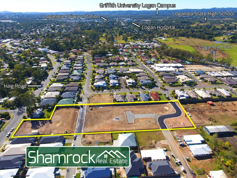 Lot 12 Starling Street, Loganlea, Qld 4131