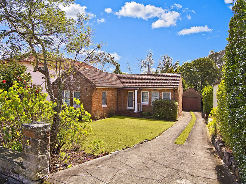 5 Burton  Street, Linley Point, NSW 2066
