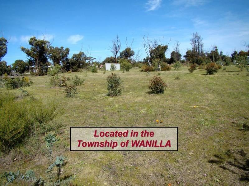 Lot 121 Wangary Street, Wanilla, SA 5607