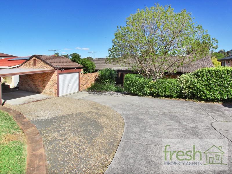 32 Chisholm Ave, Werrington County, NSW 2747