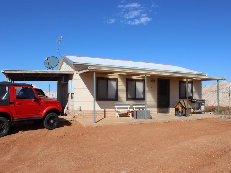 Lot 584 Government Road, Andamooka, SA 5722