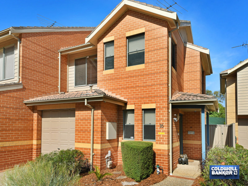 16/11-13 Armata Court, Wattle Grove, NSW 2173