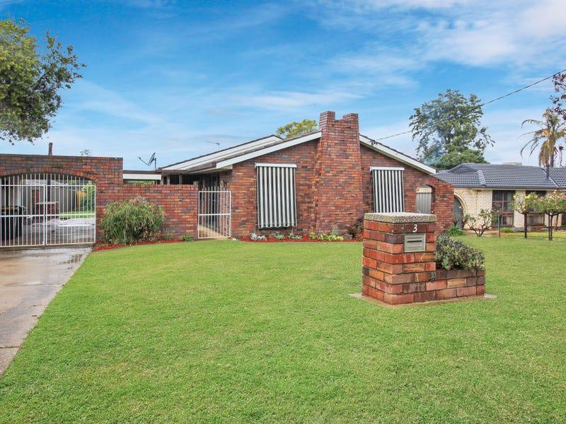 3 Merinda Crescent, Kooringal, NSW 2650