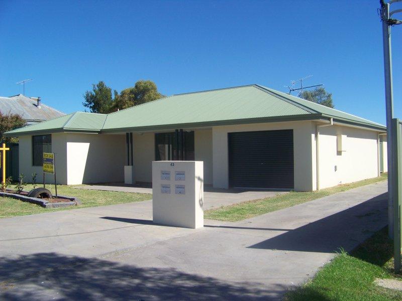 1/43 Dewhurst Street, Quirindi, NSW 2343