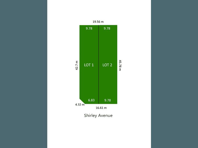 Lot 1, 36 Shirley Avenue, Felixstow, SA 5070