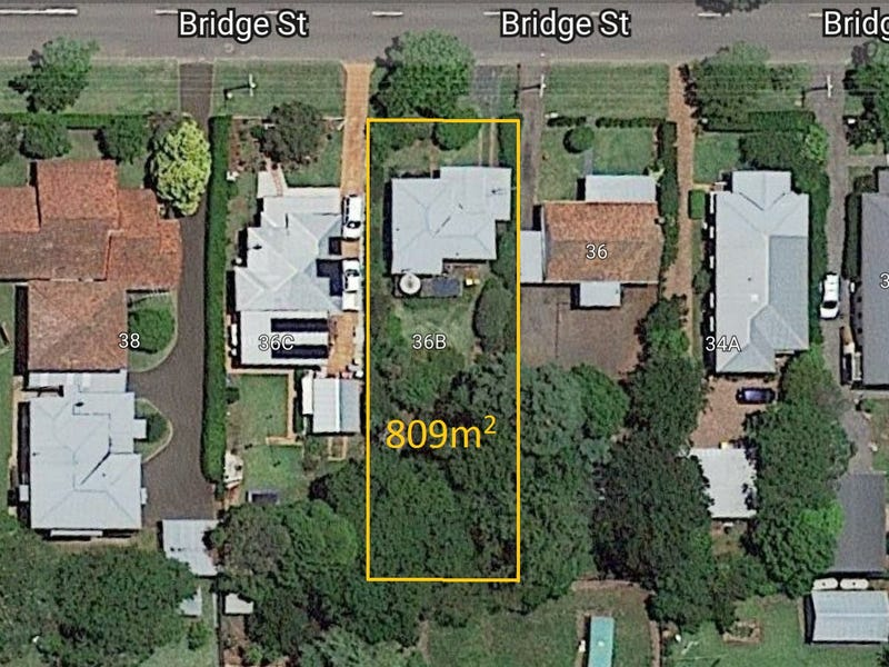 36B Bridge Street, East Toowoomba, Qld 4350