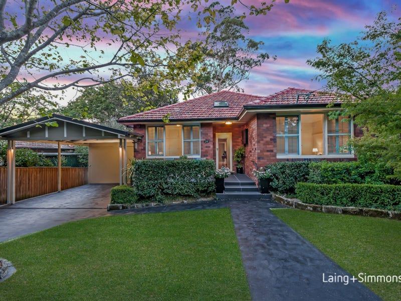 20 Greycliffe Avenue, Pennant Hills, NSW 2120