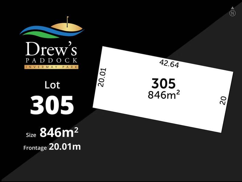 Lot 305 Divot Circuit, Invermay Park, Vic 3350
