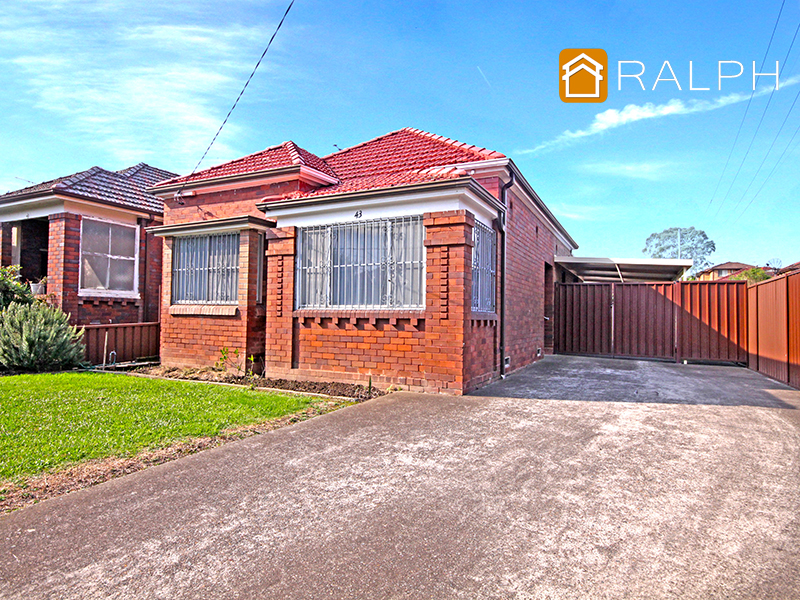 43 Defoe Street, Wiley Park, NSW 2195
