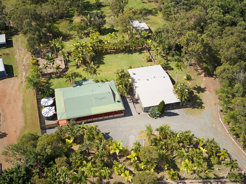 334 Honeyeater Drive, Walligan, Qld 4655
