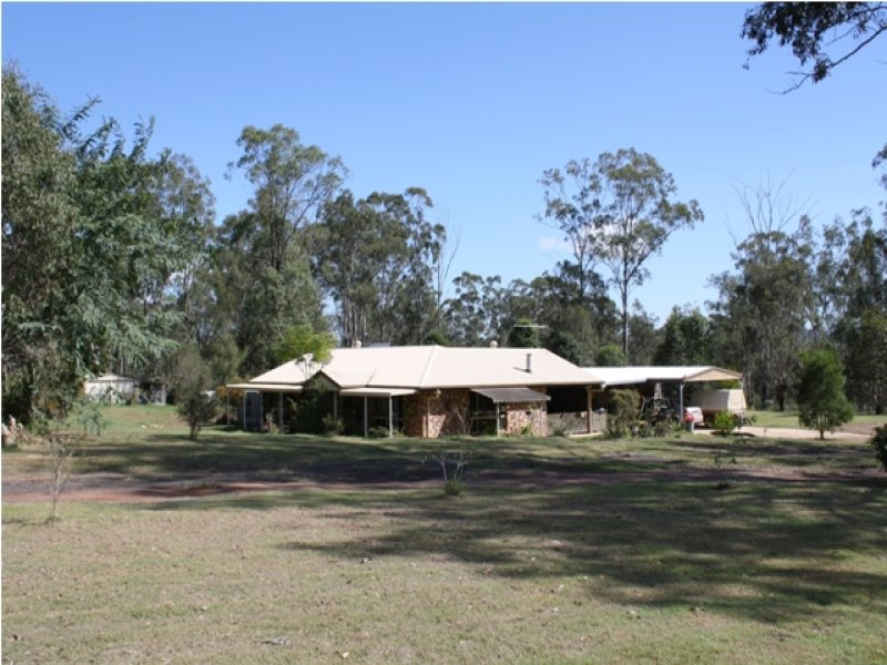 133 Huth Road, Ironbark, Qld 4306