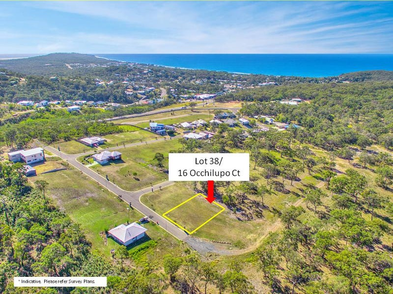 "Lot 38, 16 ""Shores Estate"" Occhilupo Cct, Agnes Water, Qld 4677"