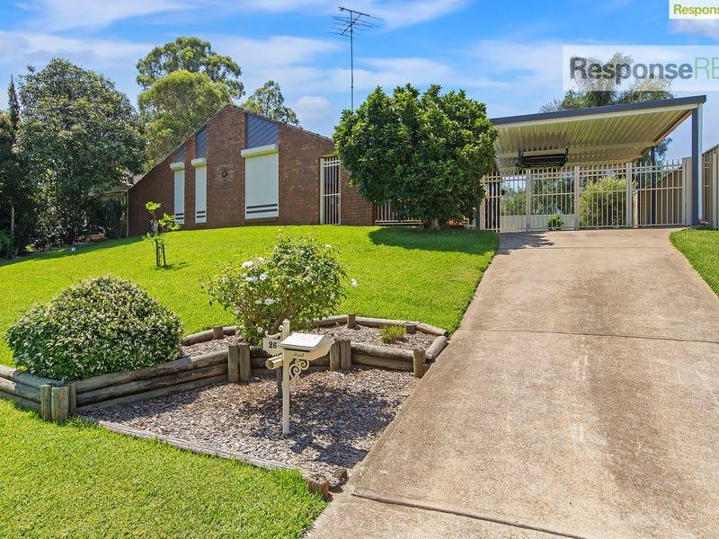 26 Fireball Avenue, Cranebrook, NSW 2749