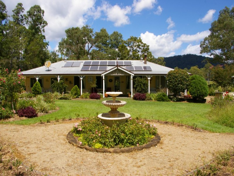910 Aherns Road, Conondale, Qld 4552