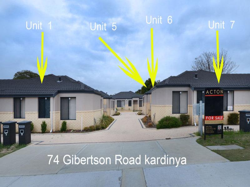 5/74 Gilbertson Road, Kardinya, WA 6163