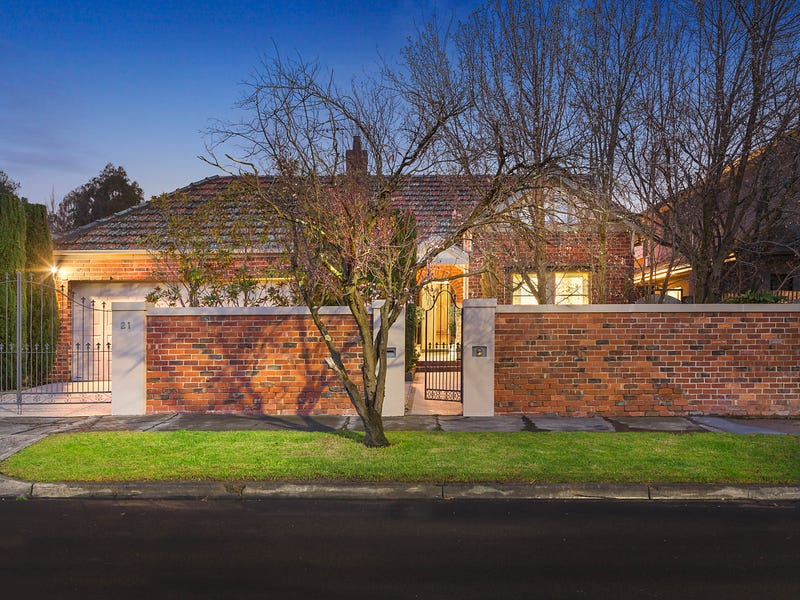 21 Grandview Terrace, Kew, Vic 3101