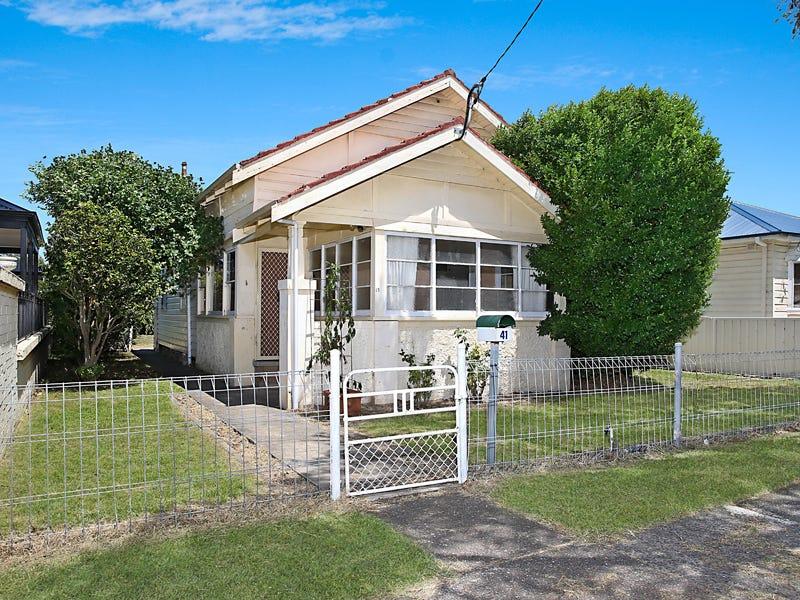 41 Darling Street, Hamilton South, NSW 2303