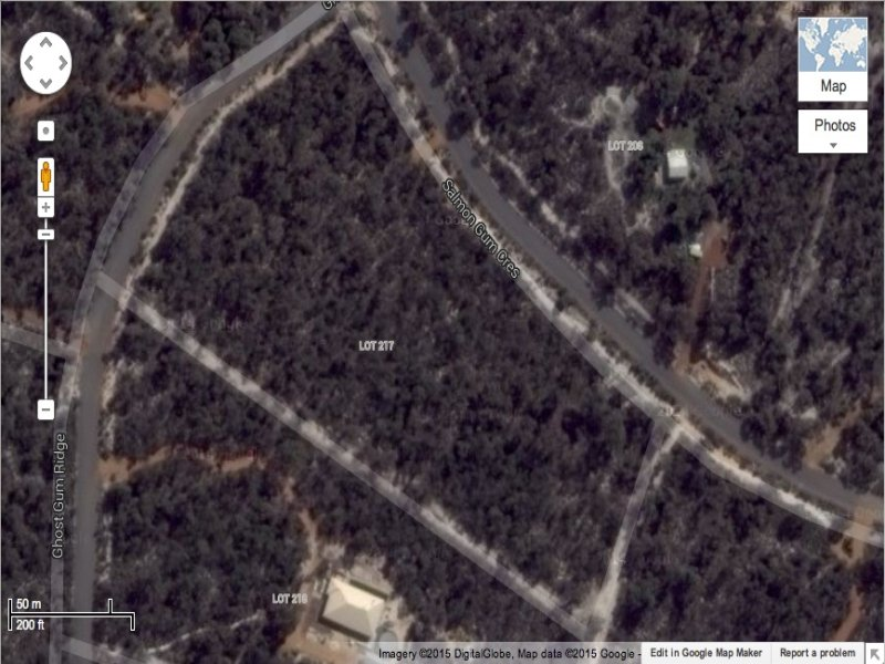 Lot 217, Salmon Gum Crescent, Chittering, WA 6084