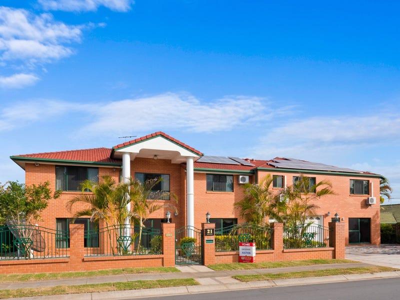 21 Parnassus Street (1 Cavallaro Street), Robertson, Qld 4109
