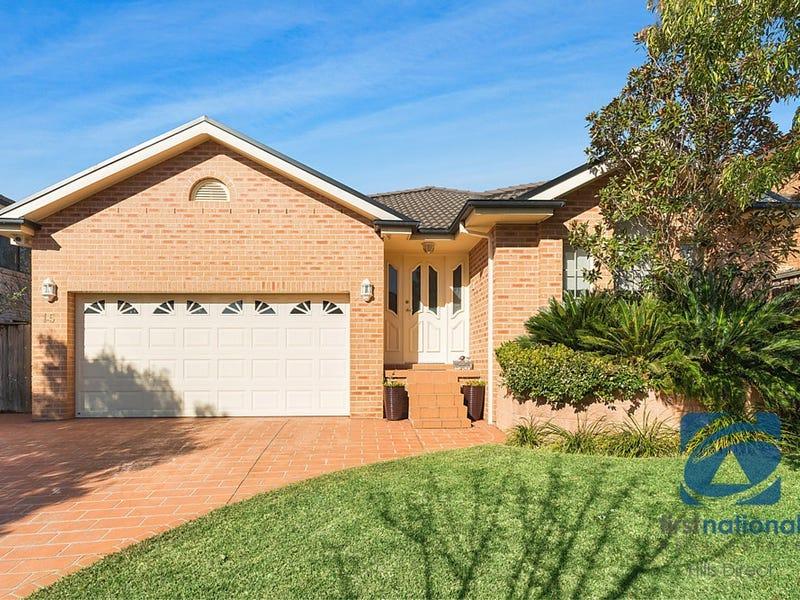 15 Elmstree Road, Stanhope Gardens, NSW 2768