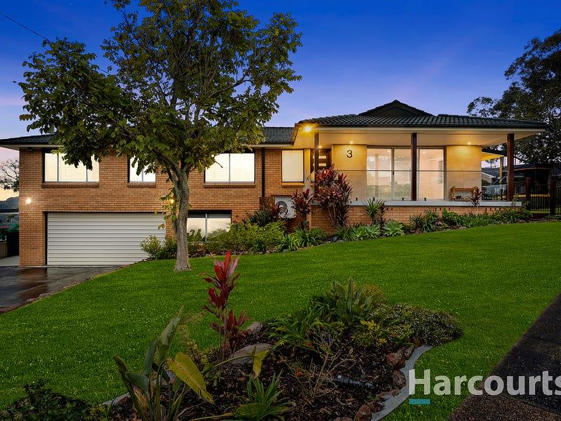 3 Leo Close, Elermore Vale, NSW 2287