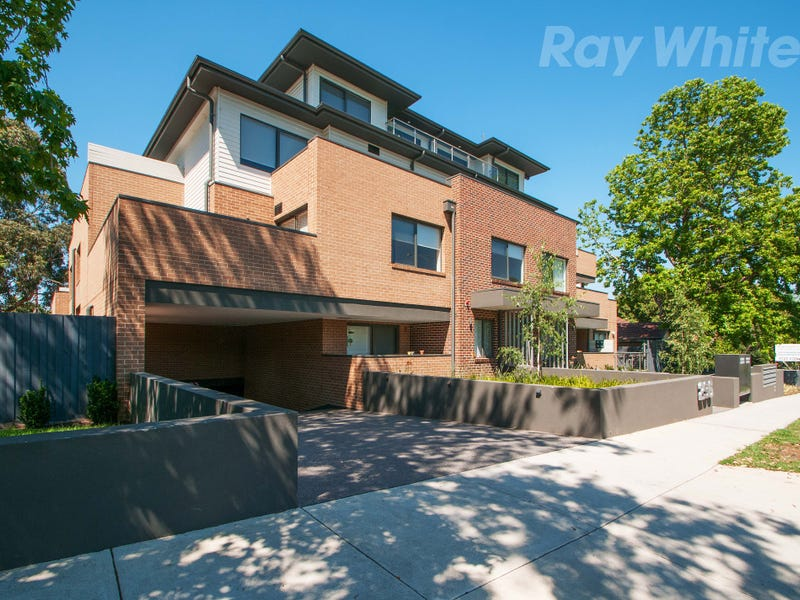 4/296 MT DANDENONG ROAD, Croydon, Vic 3136