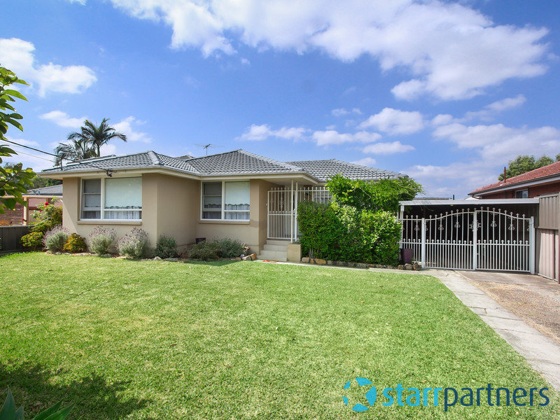 6 Warren Road, Woodpark, NSW 2164