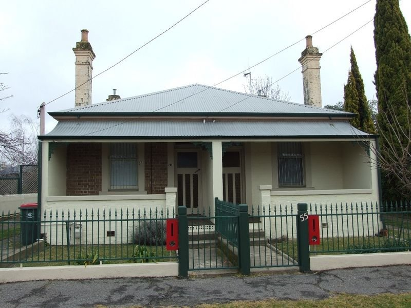 53 & 55 McLachlan Street, Orange, NSW 2800
