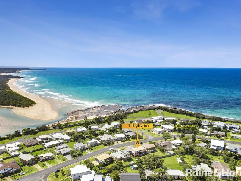 11 Highview Drive, Dolphin Point, NSW 2539