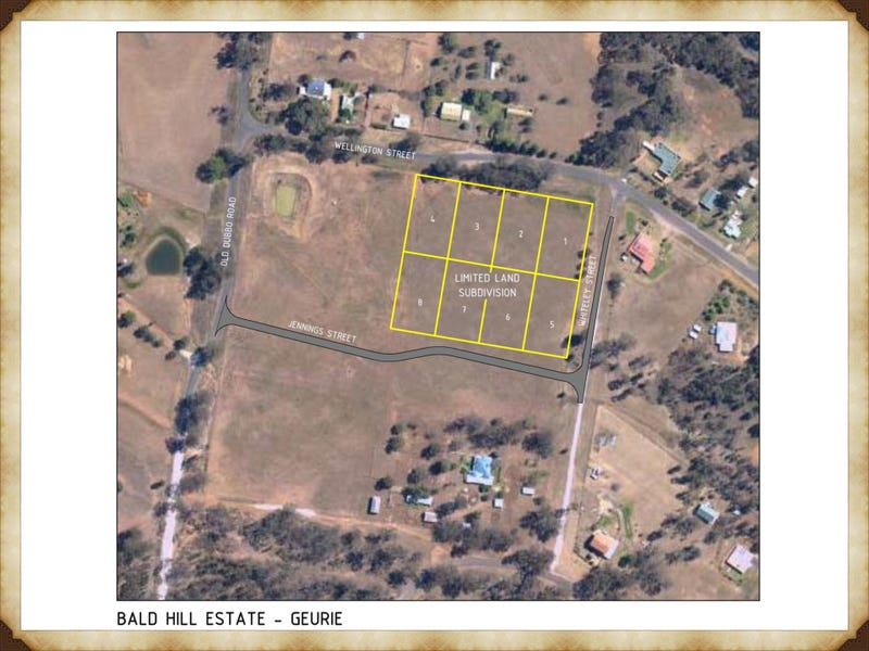 Lot 7, 51 Old Dubbo Road, Geurie, NSW 2818