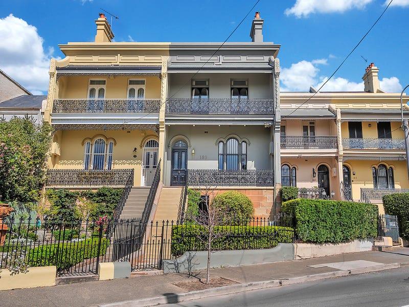 189 Glenmore Road, Paddington, NSW 2021