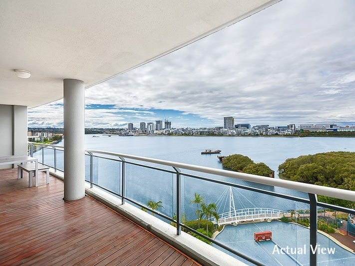 22/27 Bennelong Parkway, Wentworth Point, NSW 2127