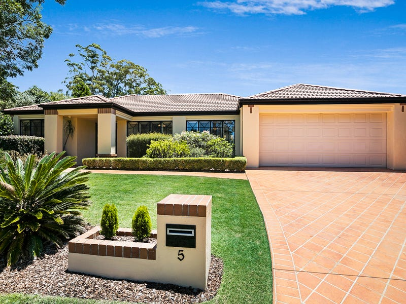 5 Turnberry Court, Middle Ridge, Qld 4350