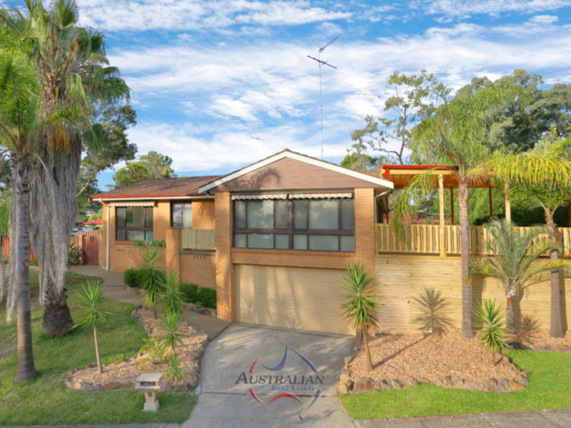 8 Coulman Street, Kings Park, NSW 2148