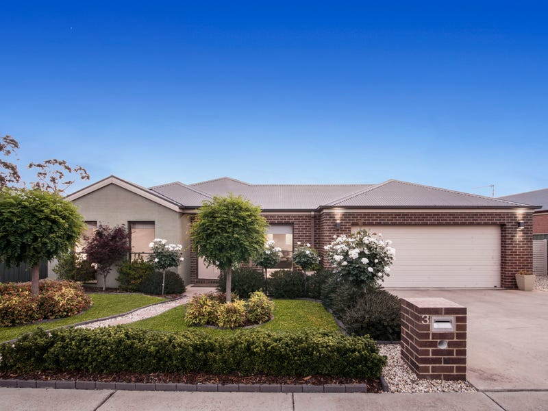 3 Hampshire Place, Strathfieldsaye, Vic 3551