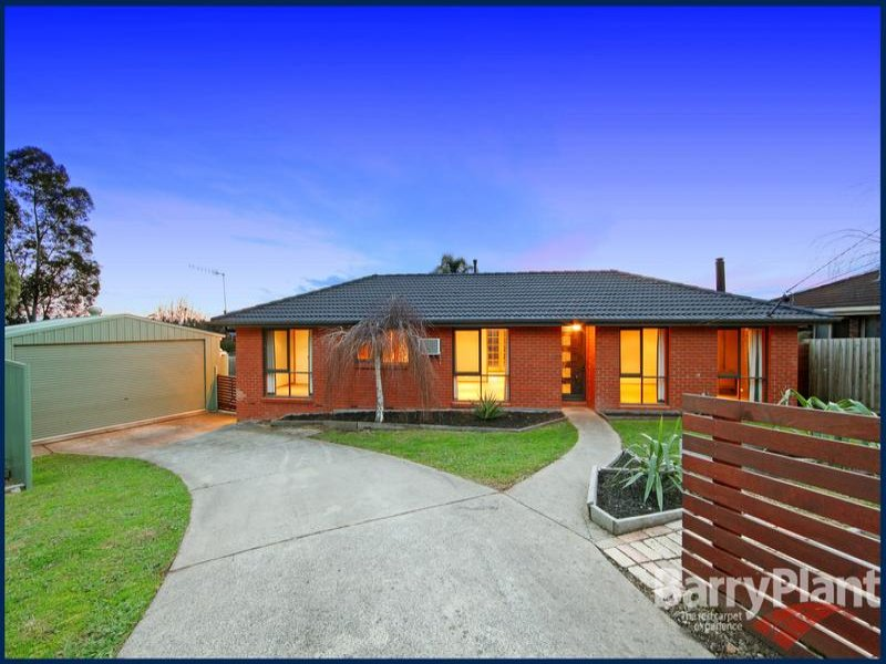 4 Daraio Court, Ferntree Gully, Vic 3156