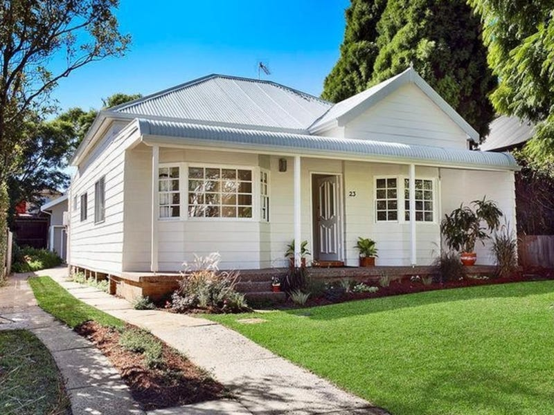 23 Mark Street, Hunters Hill, NSW 2110