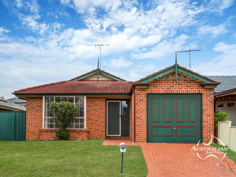 7 Morgan Place, Glendenning, NSW 2761