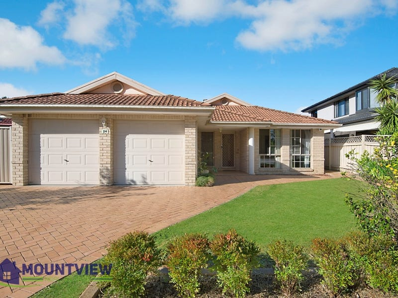 24 Clovelly Circuit, Kellyville, NSW 2155