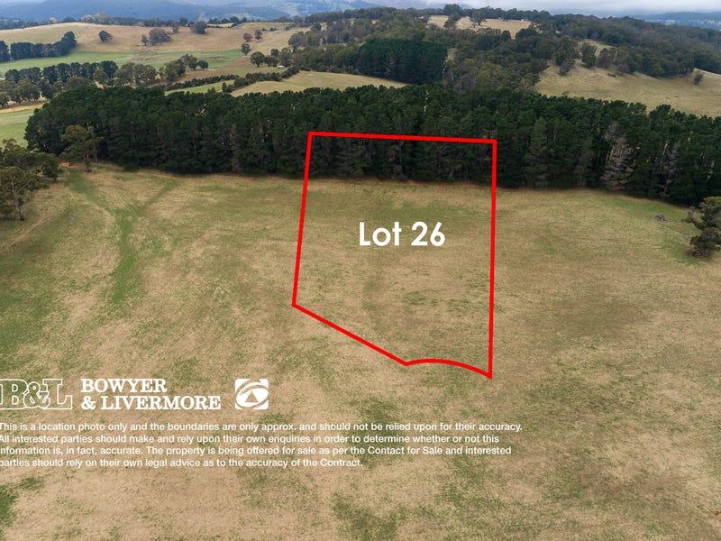 Proposed Lot 26 Part 175 Titania Road, Oberon, NSW 2787